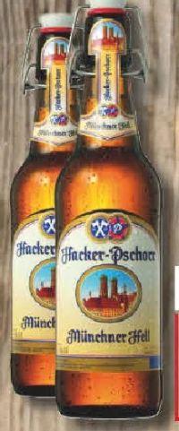 Münchner Hell von Hacker-Pschorr