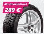 Alu-Komplettrad Reifen Borbet XR von Michelin