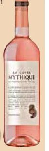 La Cuvée Mythique Rosé von Val d'Orbieu