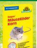 Sugan Mäuseköder von Neudorff