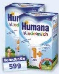 Kindermilch von Humana