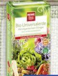 Bio-Blumenerde von Rewe Beste Wahl