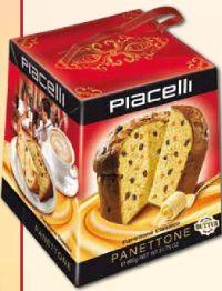 Panettone Classico von Piacelli