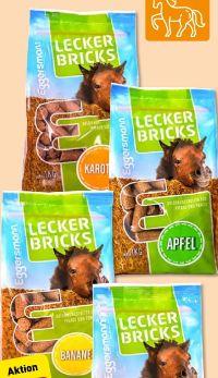 Lecker Bricks von Eggersmann