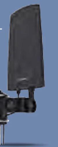 DVB-T2-Innen-/Außen-Antenne X1203 von Comag