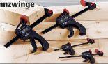 Schnellspannzwingen von Kraft Werkzeuge