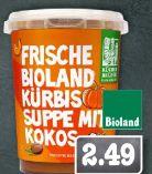 Bio Suppen von Küchenbrüder