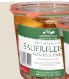 Hausmaches Sauerfleisch von Schönmoorer Hof