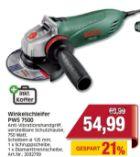 Winkelschleifer PWS 7500 von Bosch