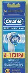 Aufsteckbürsten Precision Clean von Oral-B