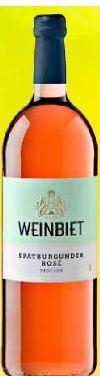 Gimmeldinger Meerspinne Spätburgunder Rosé von Winzergenossenschaft Weinbiet
