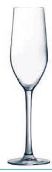 Sektglas Mineral von Arcoroc