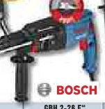 Bohrhammer GBH 2-26 F von Bosch