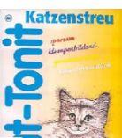 Katzenstreu von Cat-Tonit