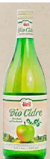 Bio Apfel Cidre von Kelterei Heil