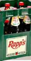 Gold Apfelwein von Rapp's Kelterei