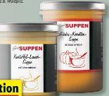 Herbstliche Suppen