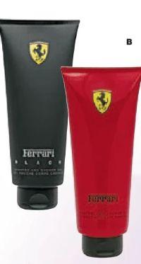 Duschgel von Ferrari
