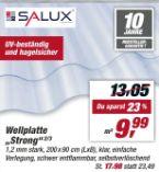 Wellplatte Strong von Salux