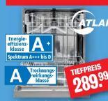 Einbau-Geschirrspüler ATLDW30IN von Atlantic