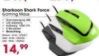 Gaming Maus Shark Force von Sharkoon