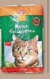Natur-Katzenstreu von Degro