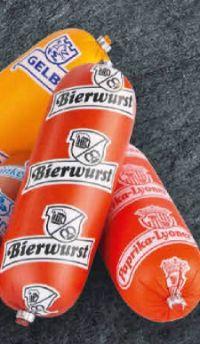 Bierwurst von Franken-Gut