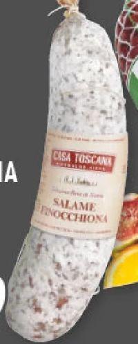 Salami Finocchiona von Beretta