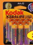 Batterien von Kodak