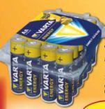 Alkaline Batterien von Varta