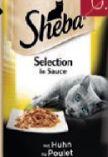 Selection in Sauce von Sheba