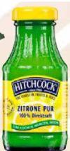 Zitronensaft von Hitchcock