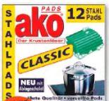 Stahlpads Classic von Ako
