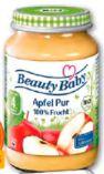 Bio Frucht Gläschen von Beauty Baby