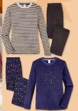 Damen Frottee-Schlafanzug von Queentex