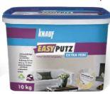 Easy Putz von Knauf