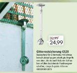 Gitterrostsicherung GS20 von Abus