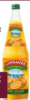 Orangensaft von Lindauer