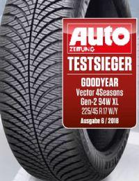 Reifen Vector 4Seasons Gen 2 von Goodyear