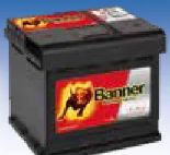 Starter-Batterie von Banner