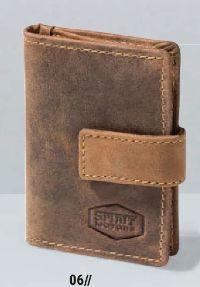 Vintage Card Clip Case Rfid von Spirit Motors