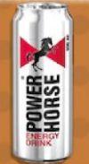 Energy Drink von POWER HORSE
