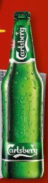 Bier von Carlsberg