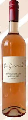 Spätburgunder Weißherbst von Weingut Grünewald