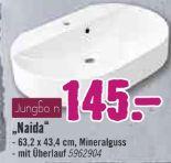 Waschtisch Naida von Jungborn