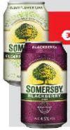 Apple Cider von Somersby