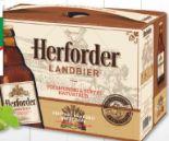 Landbier von Herforder