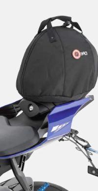 Helmtasche von Qbag