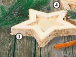 Holz-Sterne