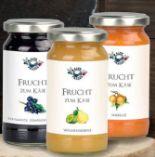 Frucht zum Käse von Alpe Pragas
